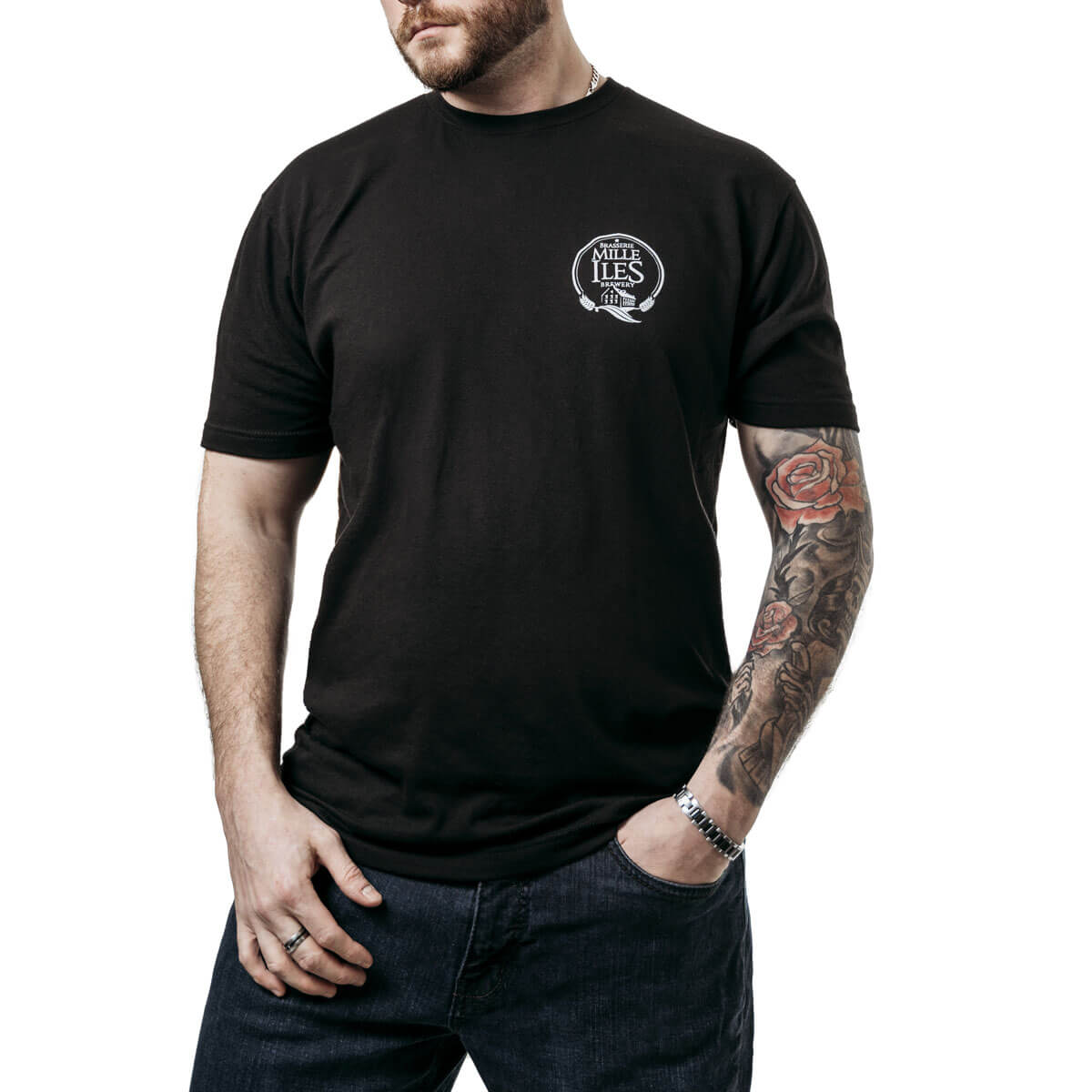 Mille-iles Brewery  Men's T-shirt