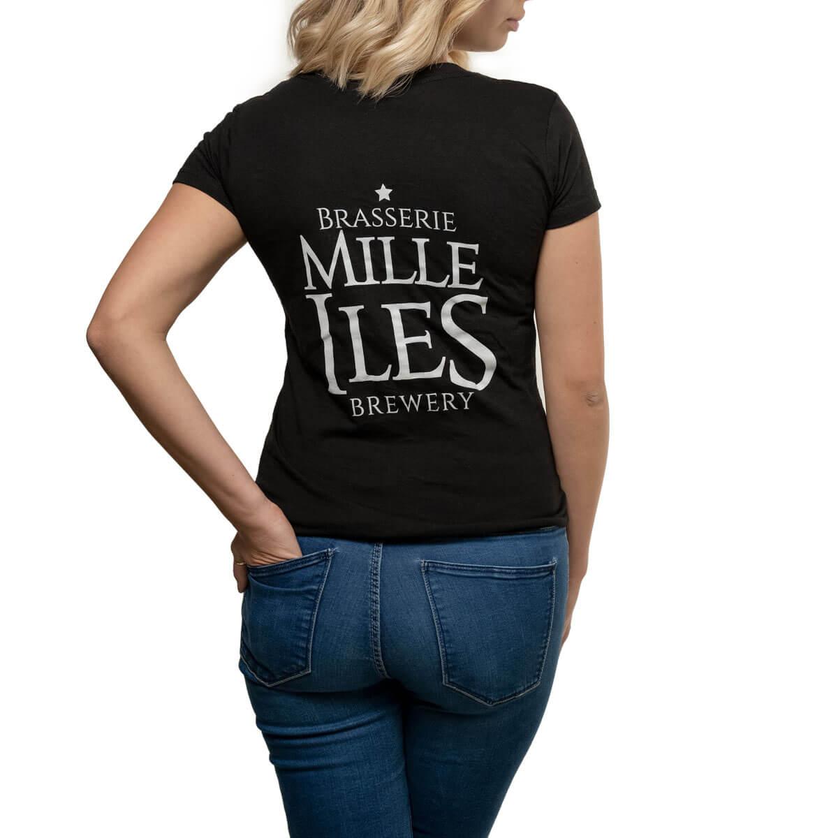 Chandail femme Brasserie Mille-iles