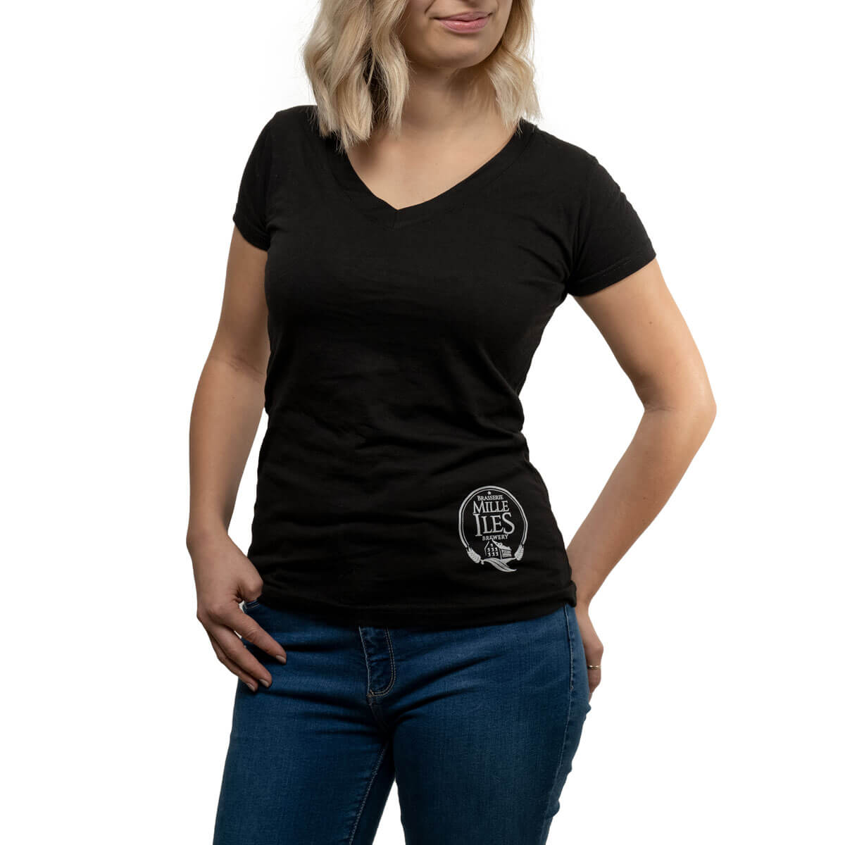 Mille-iles Brewery Women's T-shirt