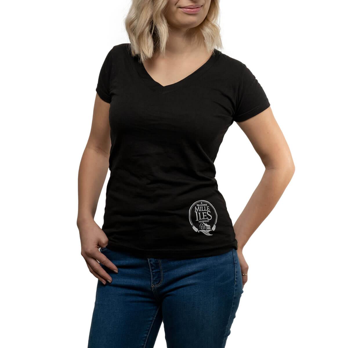 Mille-iles Brewery Women's T-shirt