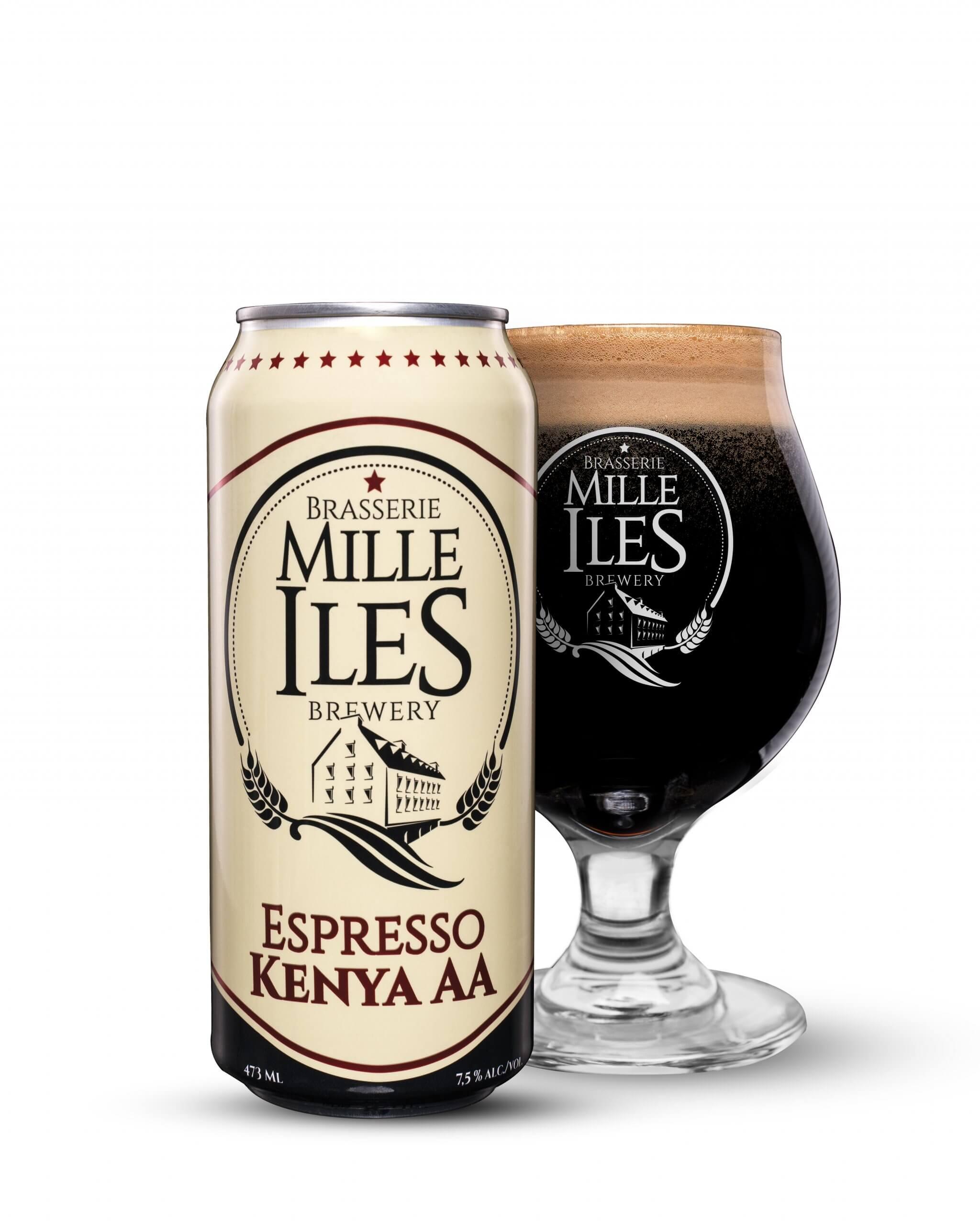Espresso Kenya AA