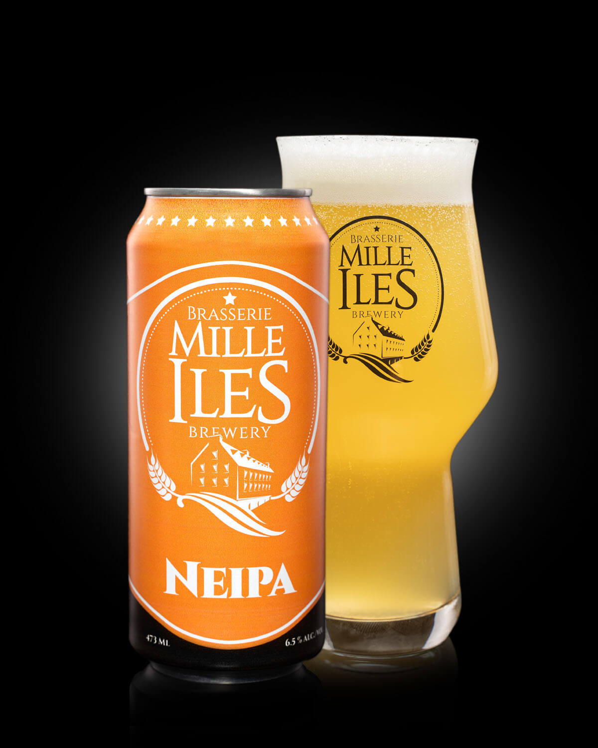Mille-îles Brewery  Neipa