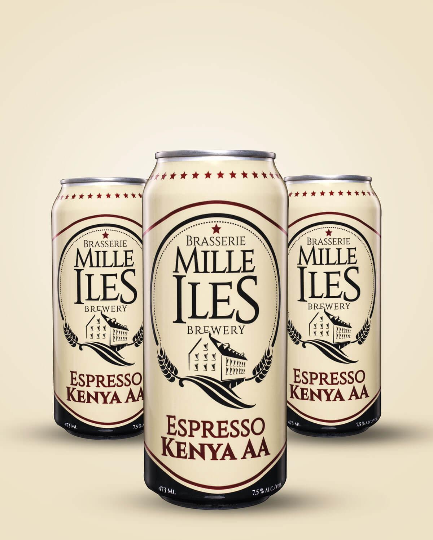 Espresso Kenya AA Beer