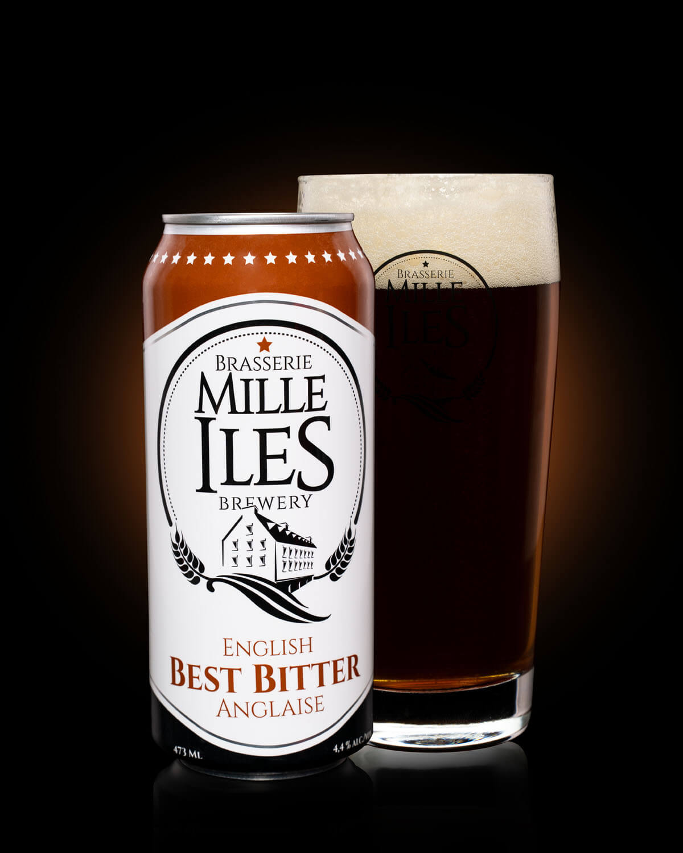 Best Bitter beer-verre