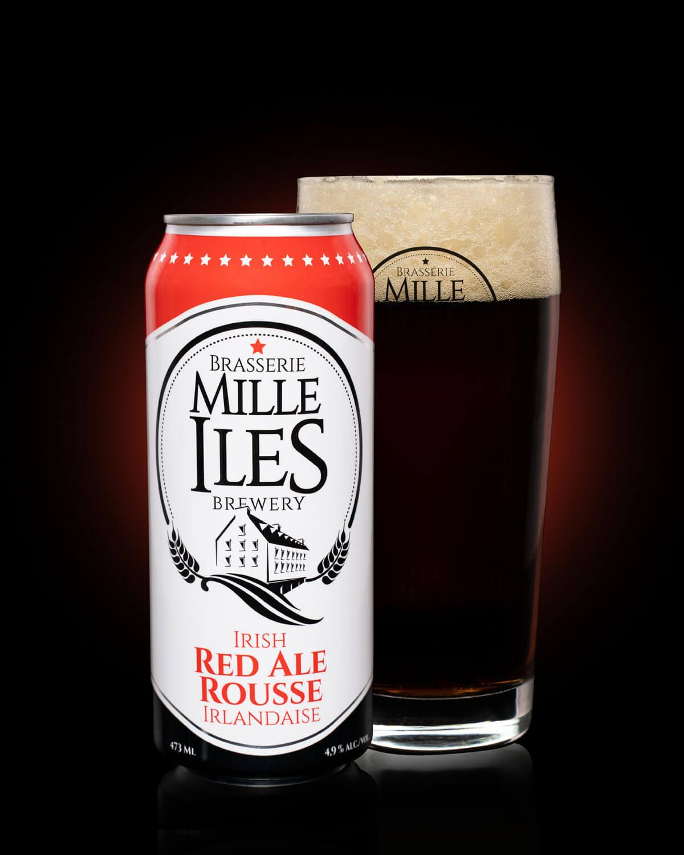 Mille-îles Brewery Irish ale